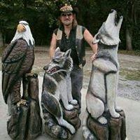 Gene Webb Wood Carvings