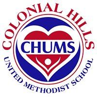CHUMS - Colonial Hills United Methodist School