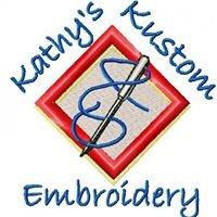 Kathy's Kustom Embroidery