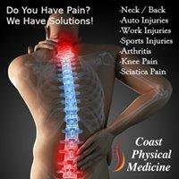 Coast Physical Medicine, Inc.