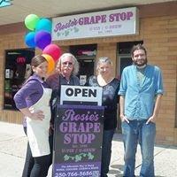 Rosie's Grape Stop Kelowna & Lake Country