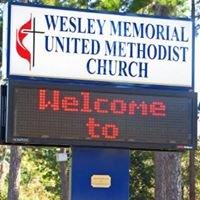 Wesley Memorial United Methodist Church - Huntsville, TX