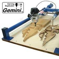 Gemini Wood Carving Duplicators
