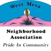 West Mesa Neighborhood Association (WMNA)