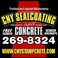 CNY Sealcoating & Concrete