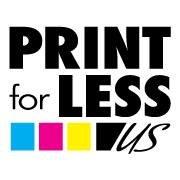 Print For Less US a US Logo Company