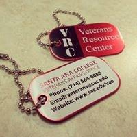 Santa Ana College - Veterans Resource Center
