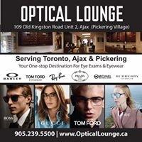 The Optical Lounge