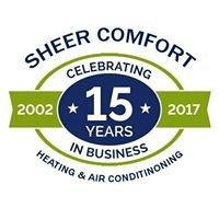 Sheer Comfort Heating & Air Conditioning, Inc.