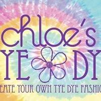 Chloe's Tye Dye