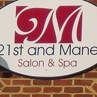 21st and Mane Salon and Spa 540-338-7954