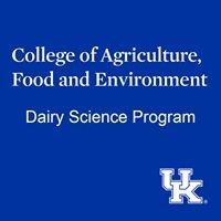 University of Kentucky Dairy Science Program