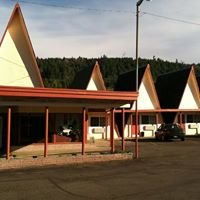 Ranch Motel, Rice Hill, Or