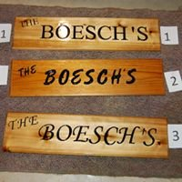 Carved Wood Signs -The Signmaker