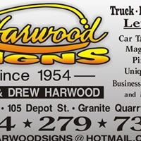 Harwood Signs