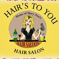 Hair's to You Salon