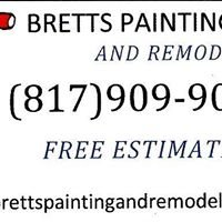 Brett's Painting and Remodeling