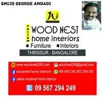 Yellow Wood Nest Home Interiors