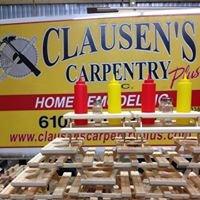 Clausen's Carpentry Plus Inc.