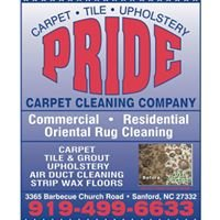 Pride Carpet & Air Duct Cleaning