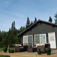 N.H. Log Cabin Rental