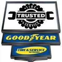 Trusted Tire & Service - Goodyear Orange
