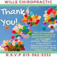 Wills Chiropractic in Rochelle, IL is Delivering Hope Through Chiropractic