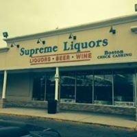 Supreme Liquors Fields Corner
