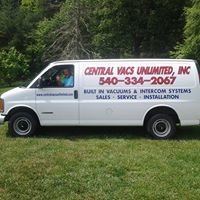 Central Vacs Unlimited, Inc. Roanoke, Va.