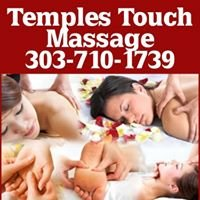 Temples Touch Massage