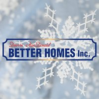 Darrin Mac Donald - Better Homes Inc.