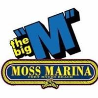 The big M, Moss Marina, Fort Myers Beach