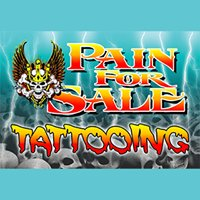 Pain For Sale Tattoos and Body Piercing Grand Rapids MI