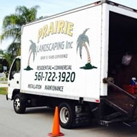 Prairie Landscaping Inc. and Property Management