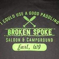 Broken Spoke Saloon & Campground, EARL, Wisc