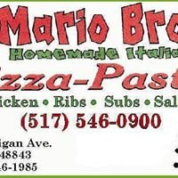 Mario Bros. Pizza-Pasta