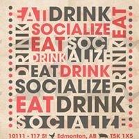 Chic-Hog-O's  Eat • Drink • Socialize