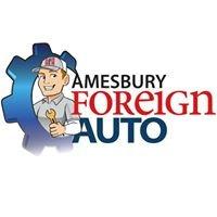 Amesbury Foreign Auto