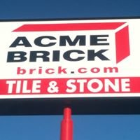 Acme Brick Lubbock Sales