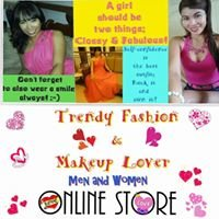 Trendy Fashion & Makeup Lover Online Store