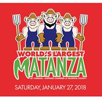 World's Largest Matanza