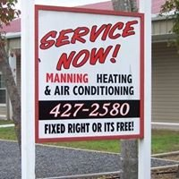 Service Now Manning Heating & Air