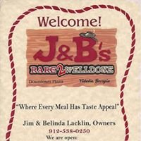 J&B's Steakhouse