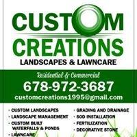 Custom Creations Landscapes & Lawncare