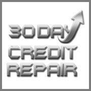 30 Day Credit Repair