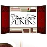 Closet Full of Linens