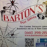 Bartons Pest Service