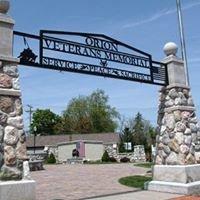 Orion Veterans Memorial