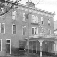 Outwood,Schuylkill County,Pa.historic sites