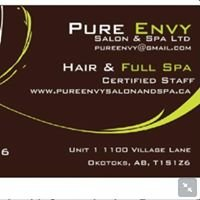 Pure Envy Salon & Spa Ltd